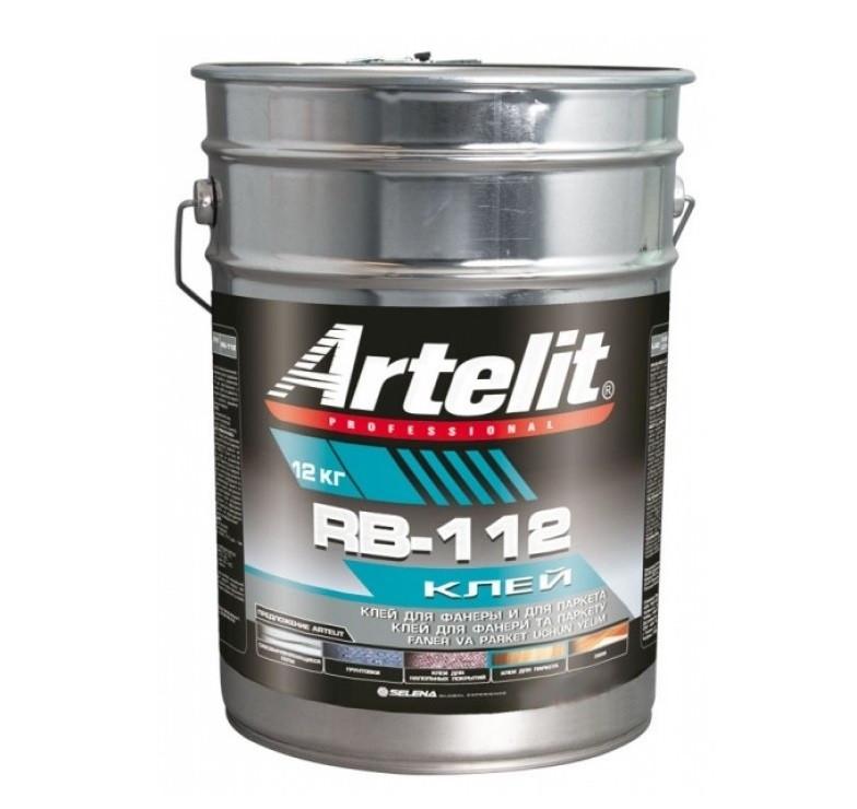 Клей для фанеры и паркета Artelit RB-112