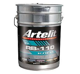 Клей каучуковый для фанеры и паркета Artelit RB-110