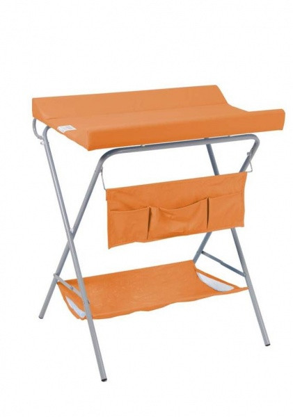 Пеленальный столик Фея, оранжевый
