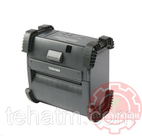 Мобильный термопринтер Toshiba B-EP4DL, 203 dpi, IrDA, USB, WiFi (B-EP4DL-GH40-QM-R) {18221168707}