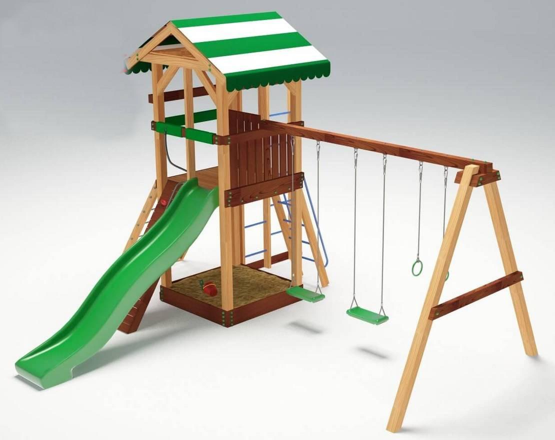 Детская площадка Савушка 11