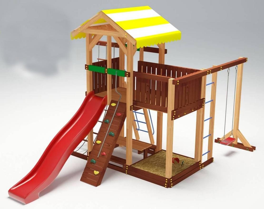 Детская площадка Савушка 14