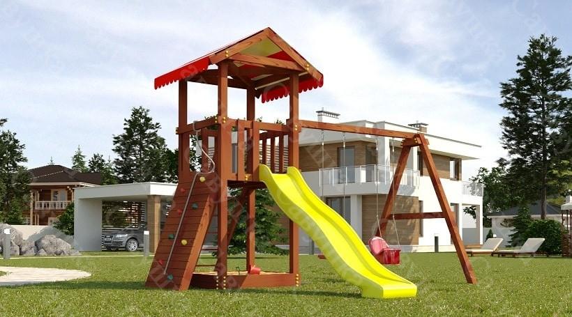 Детская площадка Савушка Classic