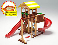 Детская площадка Савушка 18