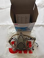 Респиратор Полумаска 3M 6200, фото 1