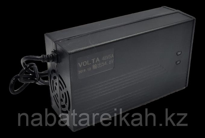 Зарядное устройство 48 вольт 5 ампер для литий-ионных батарей