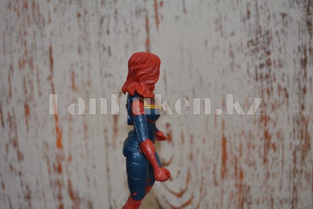 Figurka geroya sharnirnaya CHernaya vdova (Black Widow)