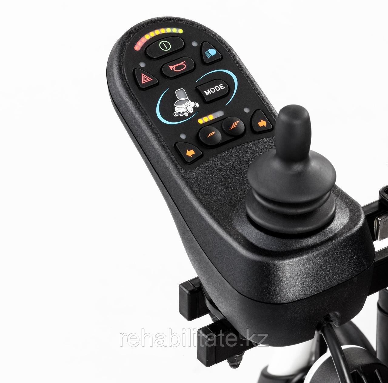 Кресло-коляска инвалидная с электроприводом iChair MC3 - фото 2