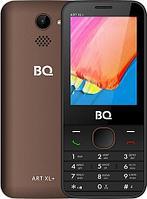 Мобильный телефон BQ-2818 ART XL+ Коричневый, фото 1