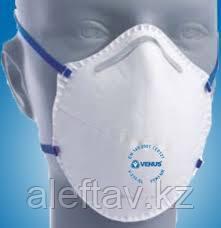Белая респираторная маска Venus V-210 SL FFP1, фото 2