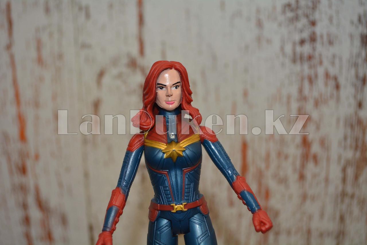 Фигурка героя шарнирная Черная вдова (Black Widow) - фото 2