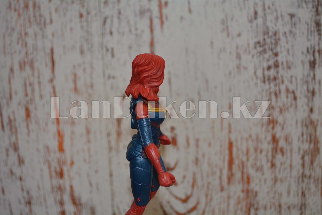 Фигурка героя шарнирная Черная вдова (Black Widow) - фото 3