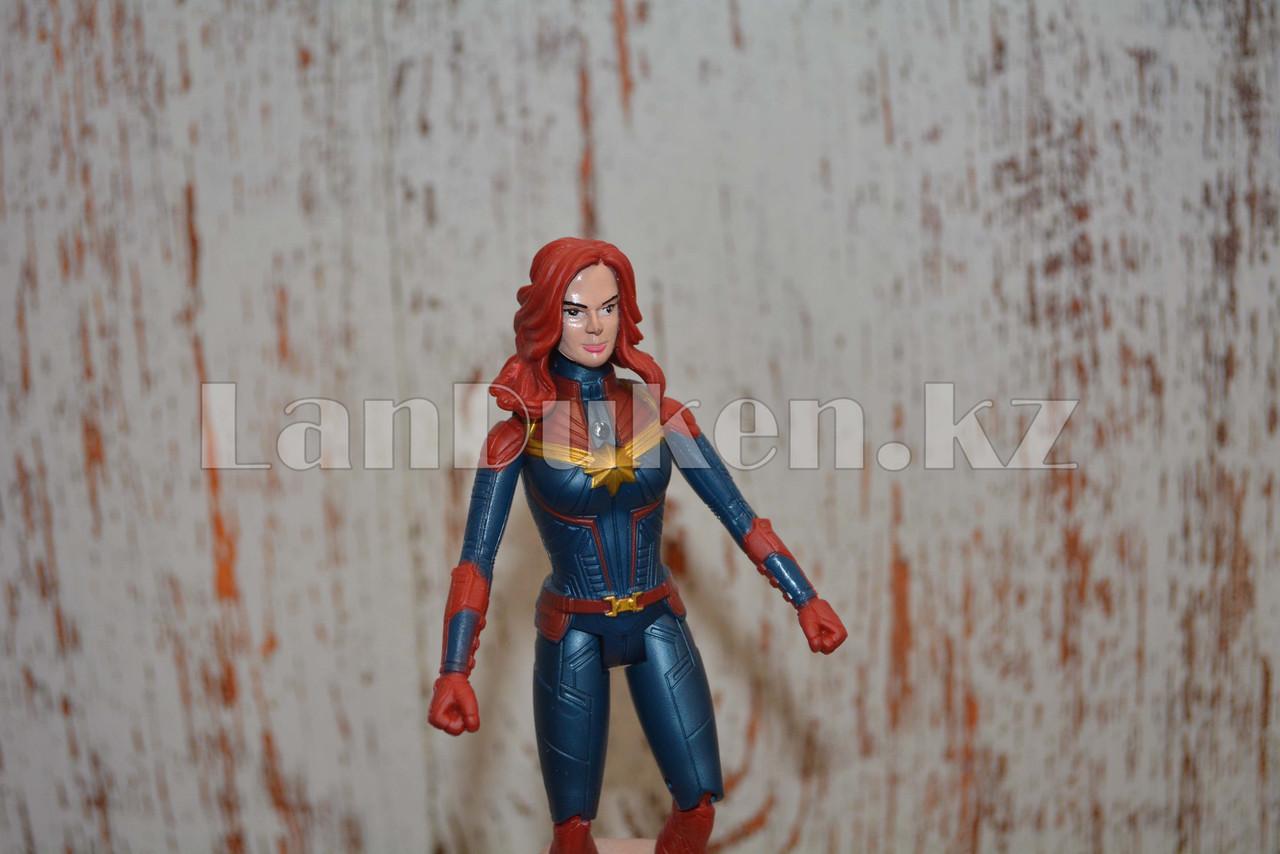 Фигурка героя шарнирная Черная вдова (Black Widow) - фото 4