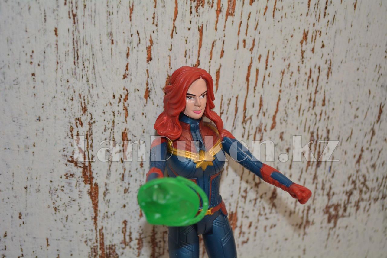 Фигурка героя шарнирная Черная вдова (Black Widow) - фото 5