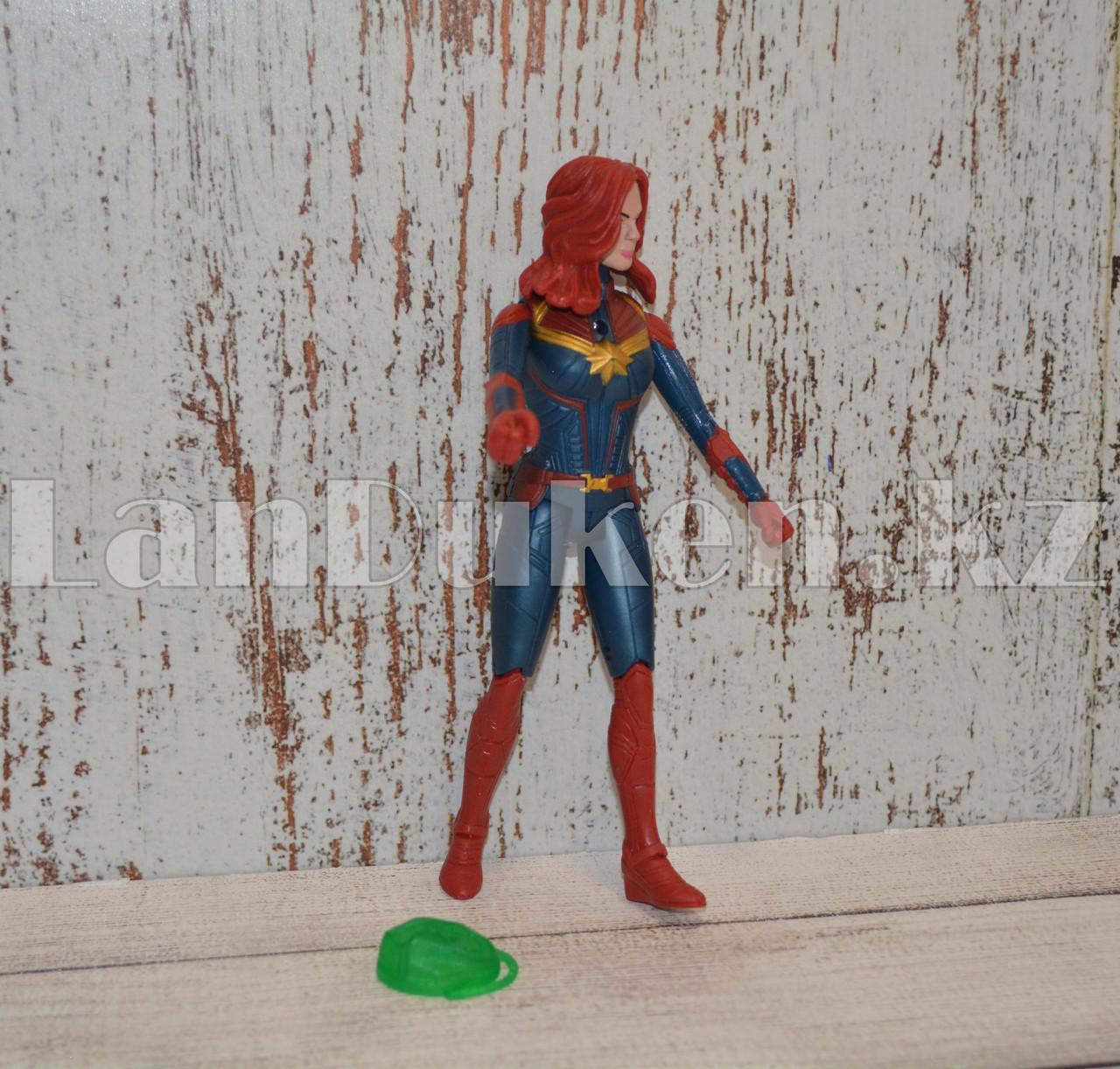 Фигурка героя шарнирная Черная вдова (Black Widow) - фото 8