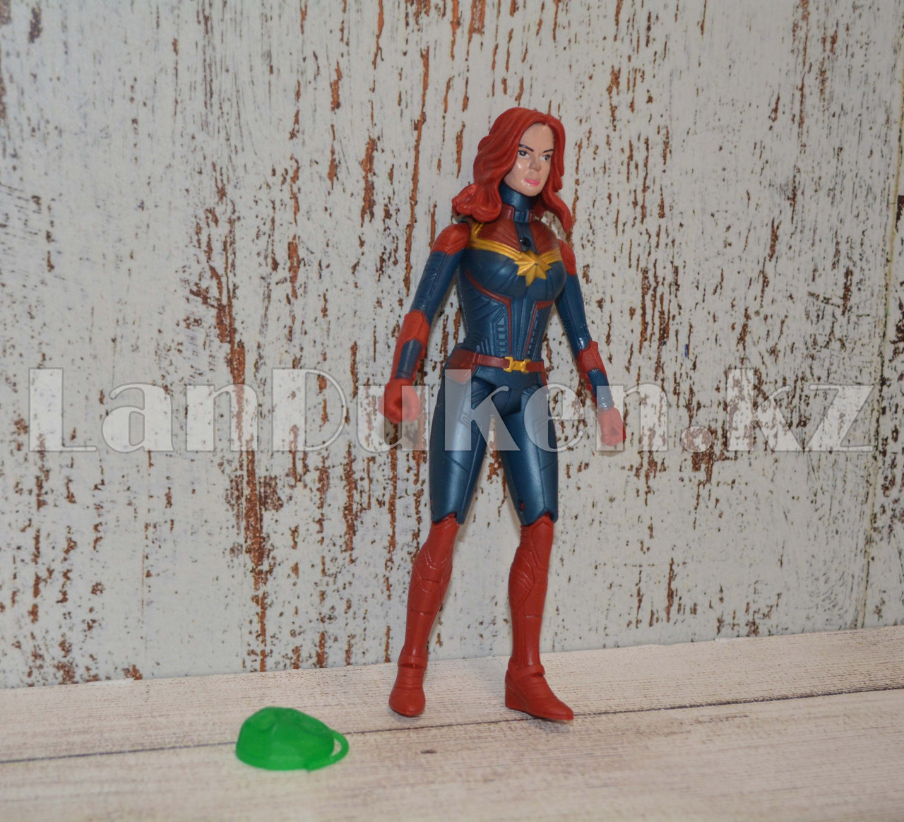 Фигурка героя шарнирная Черная вдова (Black Widow) - фото 9