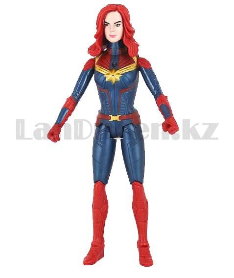 Фигурка героя шарнирная Черная вдова (Black Widow) - фото 10