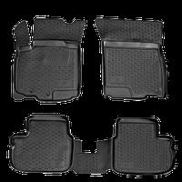 Коврики в салон Suzuki Jimny (FJ) (98-) (полимерные) L.Locker