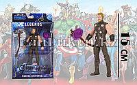 Фигурка героя шарнирная Тор (Thor)