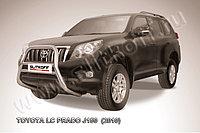 Кенгурятник d76 высокий Toyota Land Cruiser Prado 150 2009-13