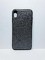 Чехол с блестками iPhone Xs Max