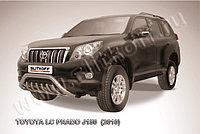 Кенгурятник d76 низкий Toyota Land Cruiser Prado 150 2009-13