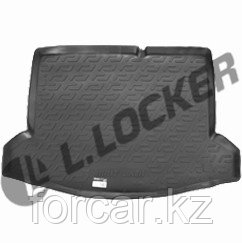 Коврик в багажник нижний Suzuki SX4 (13-) (полимерный) L.Locker