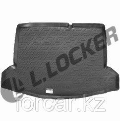 Коврик в багажник нижний Suzuki SX4 (13-) (полимерный) L.Locker, фото 2