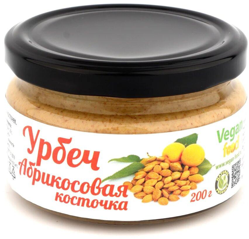 Урбеч из ядер абрикосовых косточек, 200 г