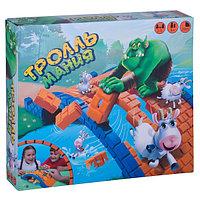 Настольная игра для детей «Тролль мания»