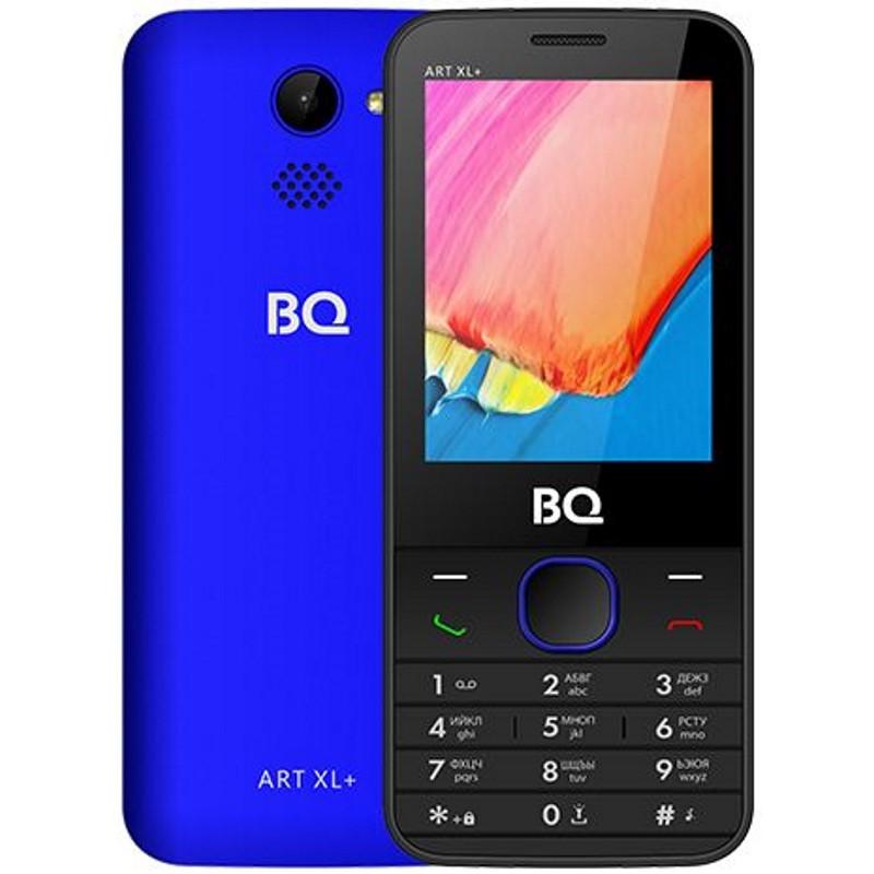 Мобильный телефон BQ-2818 ART XL+ Синий