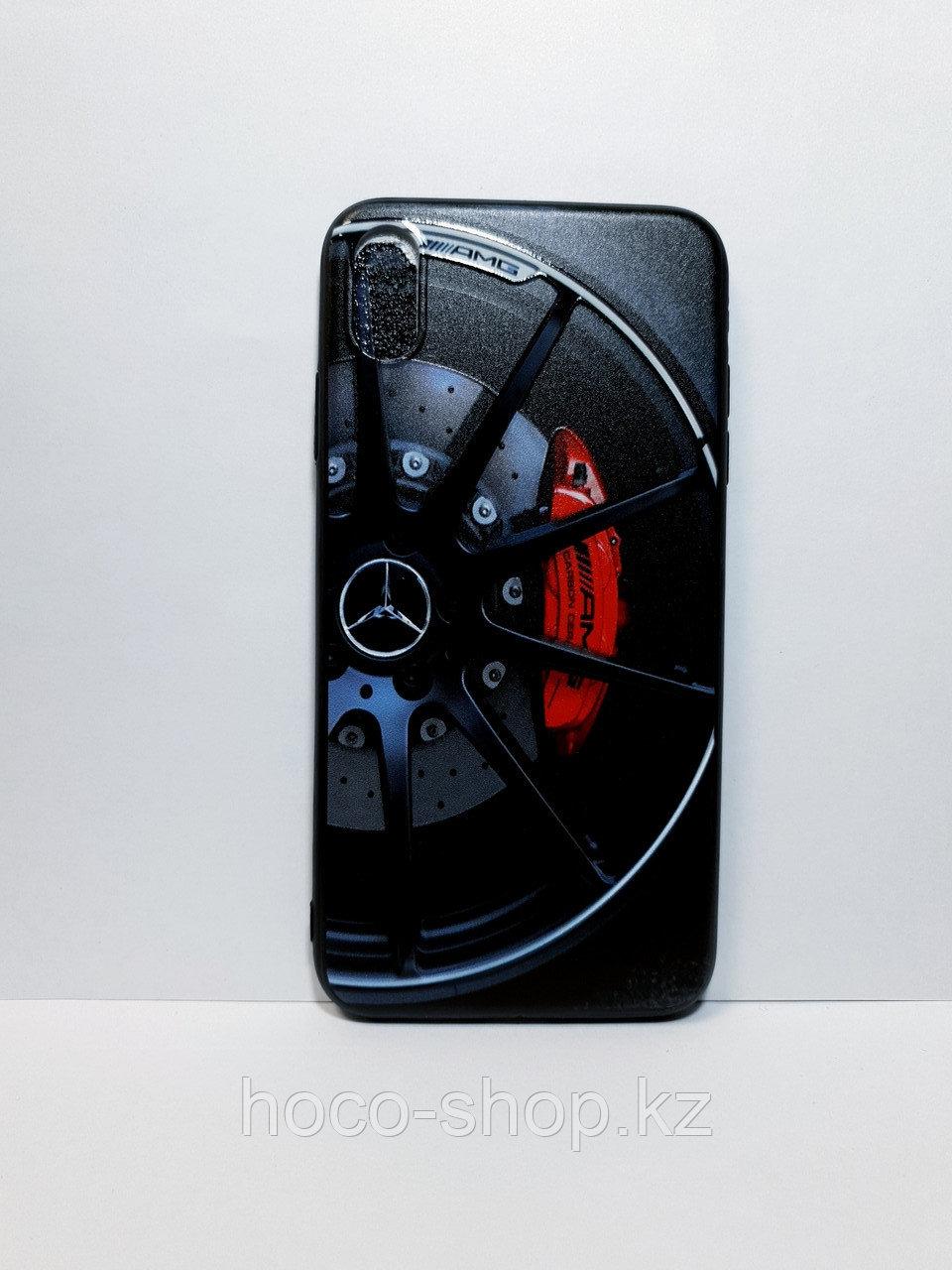 Чехол гель iPhone Xs Max