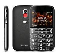 Мобильный телефон BQM-2441 Comfort Черный+Серебристый, фото 1