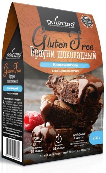 Смесь для выпечки «Брауни шоколадный»