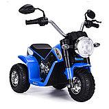 ZHEHUA Электромотоцикл 6V/4,5Ah*1,20W*1,колеса пластик 916-White, фото 4