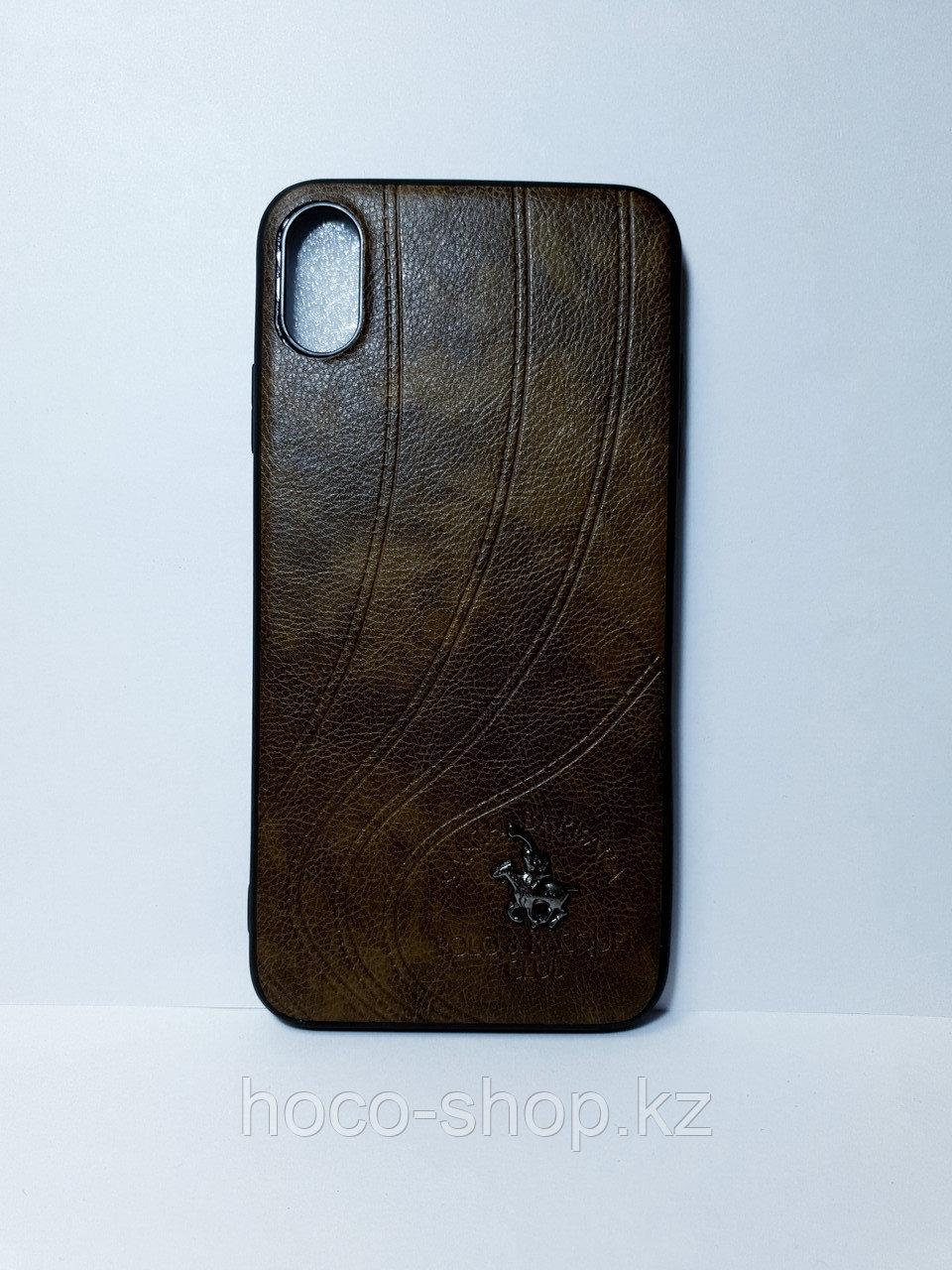 Чехол гель под кожу iPhone Xs Max