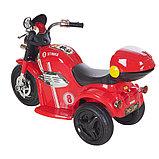 AIM BEST Электро-Мотоцикл MD-1188, колеса пластик, фото 2