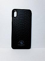 Кожаный чехол Santa Barbara Polo iPhone Xs Max