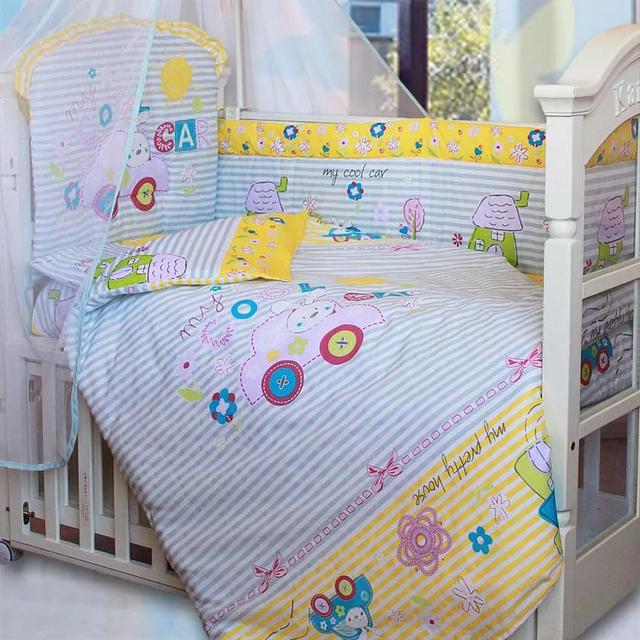 Детские комплекты постельного белья Золотой гусь