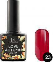 Гель-лак TNL Love Autumn #23, 10мл