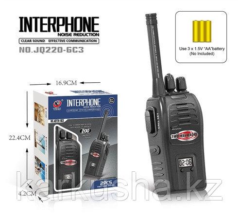 Игрушечная рация INTERPHONE