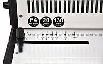 Переплетная машина RAYSON TD-200 [металл 3:1 20/120листов.] off knives, фото 3