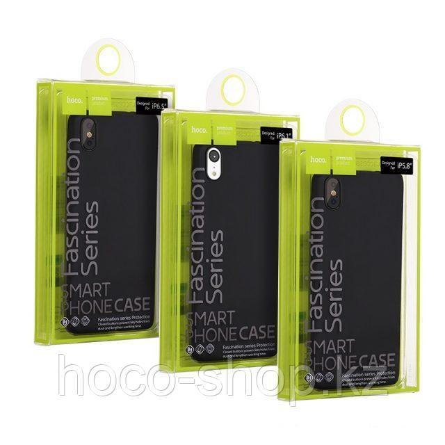 Противоударный чехол Hoco iPhone Xs Max - фото 4