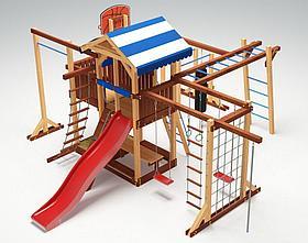 Детская площадка Савушка 19 Семейная