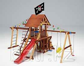 Игровой комплекс Савушка Lux 4