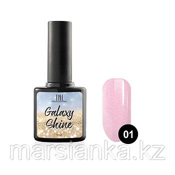 Гель-лак TNL Galaxy shine  #01, 10мл