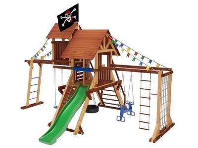 Игровой комплекс Савушка Lux 10