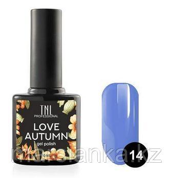 Гель-лак TNL Love Autumn #14, 10мл