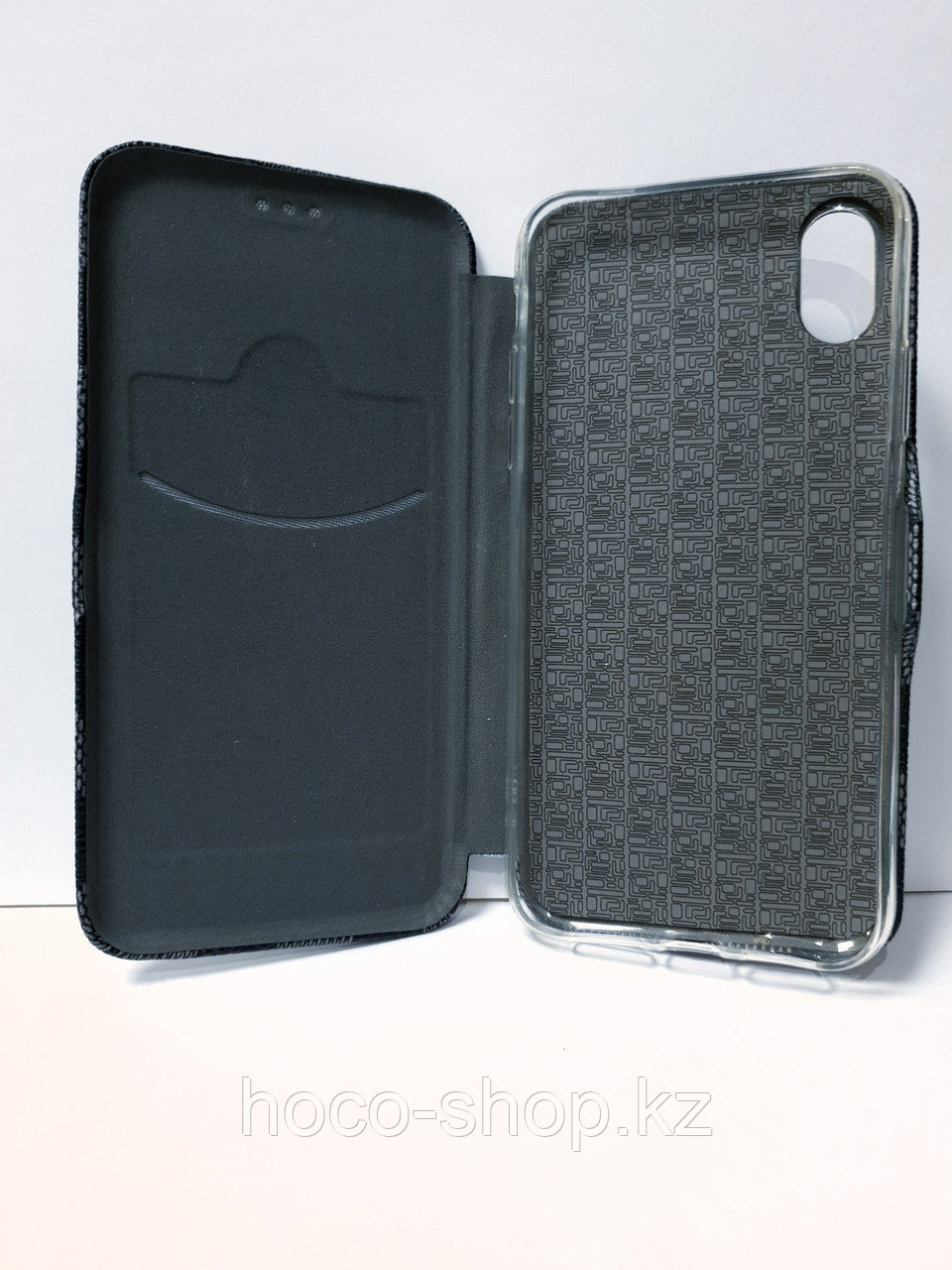 Кожаный чехол-книжка Louis Vuitton iPhone Xs Max - фото 2