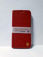 Кожаный чехол-книжка Baseus iPhone Xs Max